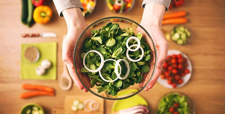 6 claves para aprender a comer saludable