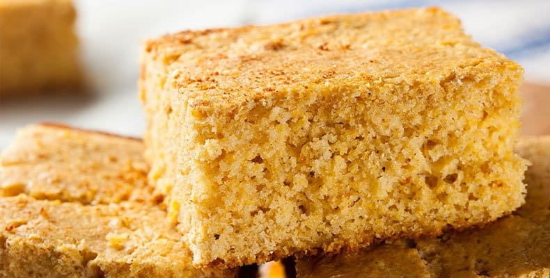 Blondies Saludables